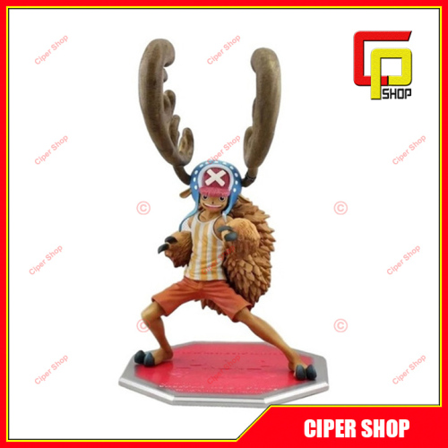 Mô hình Chopper Horn Point POP - Mô hình One Piece