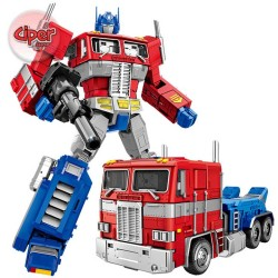 Mô hình Optimus Prime MMP-10 - Red