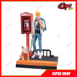 Mô hình Sanji Street - Figure Ace Fashion Style One Piece